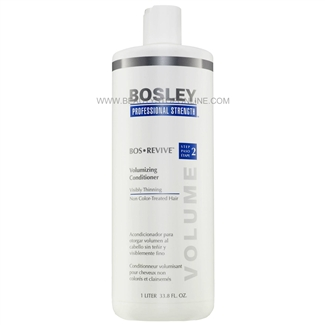 Bosley Bos Revive Volumizing Conditioner For Non Color-Treated Hair, 33.8 oz