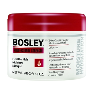 Bosley Healthy Hair Moisture Mask, 7 oz