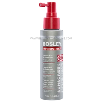 Bosley Healthy Hair Scalp Protect Sunscreen SPF 20