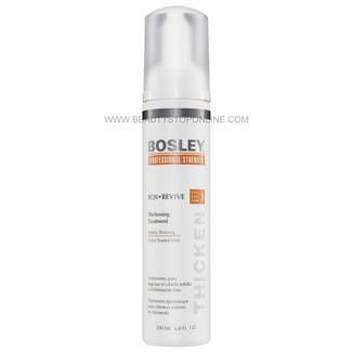 Bosley Bos Revive Thickening Treatment for Color-Treated Hair, 6.8 oz