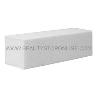 All Season Nails White Sanding Block, 3 Pack