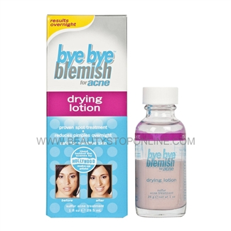 Bye Bye Blemish Drying Lotion - 1 oz