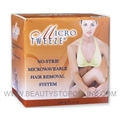 Micro Tweeze No-Strip Microwaveable Hair Removal System - 8 oz