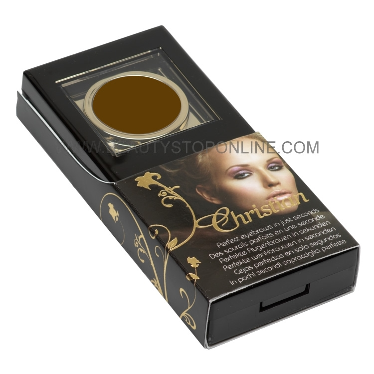 Christian Cosmetics Eyebrow Makeup Kit Irid Brown Beauty Stop Online
