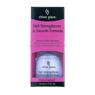 China Glaze Nail Strengthener & Growth Formula 72001