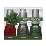 China Glaze Holiday Prepack - Party Hearty