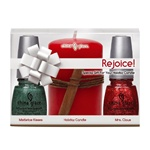 China Glaze Holiday Prepack - Rejoice