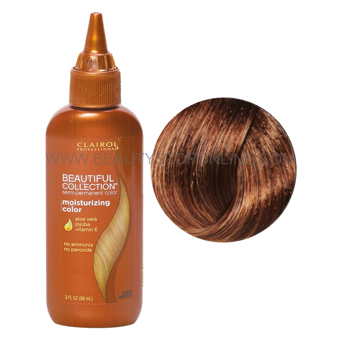 Clairol Beautiful Collection Hair Color Bo9w Light Reddish Brown