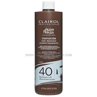 Clairol Clairoxide 40 Volume Clear Developer 16 Oz