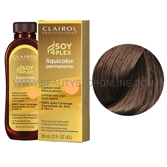 Clairol LiquiColor Permanente 6NN Dark Rich Neutral Blonde