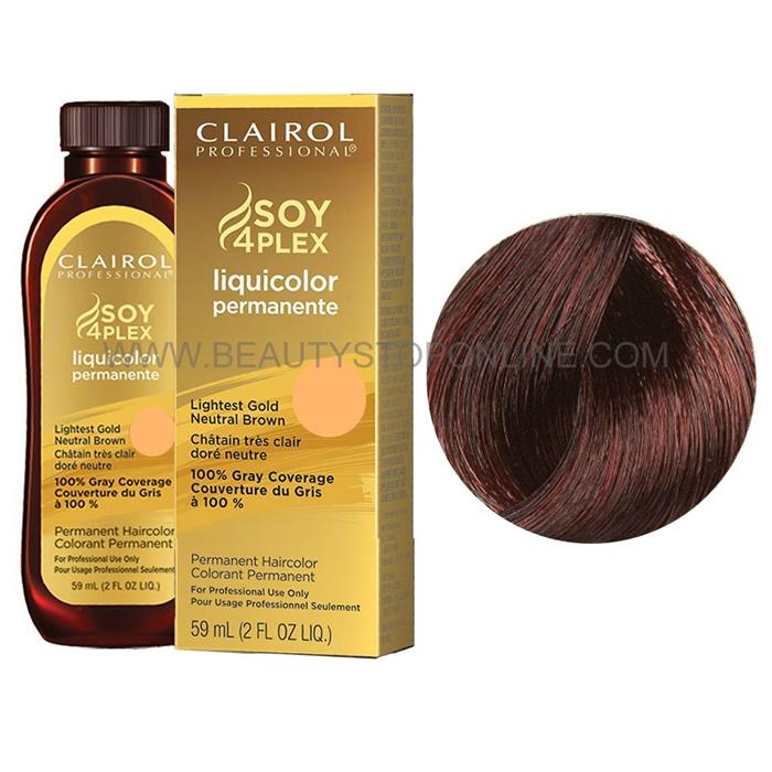 Clairol Liquicolor Permanente Dark Intense Red Violet 2rrv Beauty