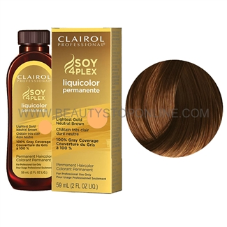 Clairol LiquiColor Permanente 8NN Light Rich Neutral Blonde