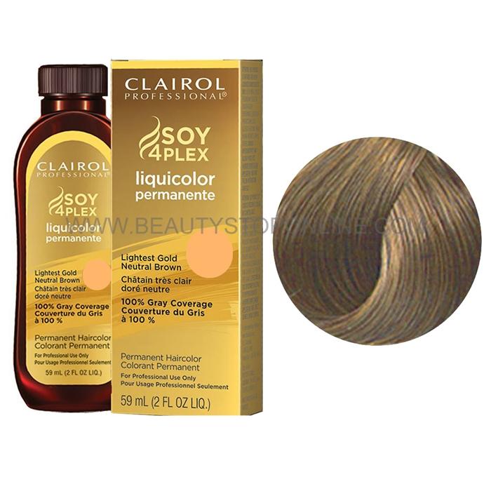 Clairol Liquicolor Permanente Dark Ultra Cool Blonde 6aa32d