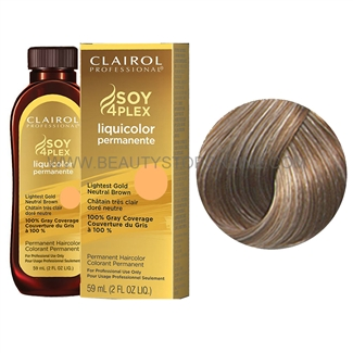 Clairol LiquiColor Permanente 7AA/34D Medium Ultra Cool Blonde