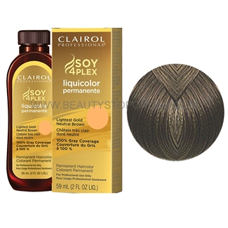 Clairol LiquiColor Permanente 5AA/36D Lightest Ultra Cool Brown