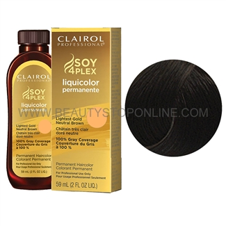 Clairol LiquiColor Permanente 3AA/57D Medium Ultra Cool Brown