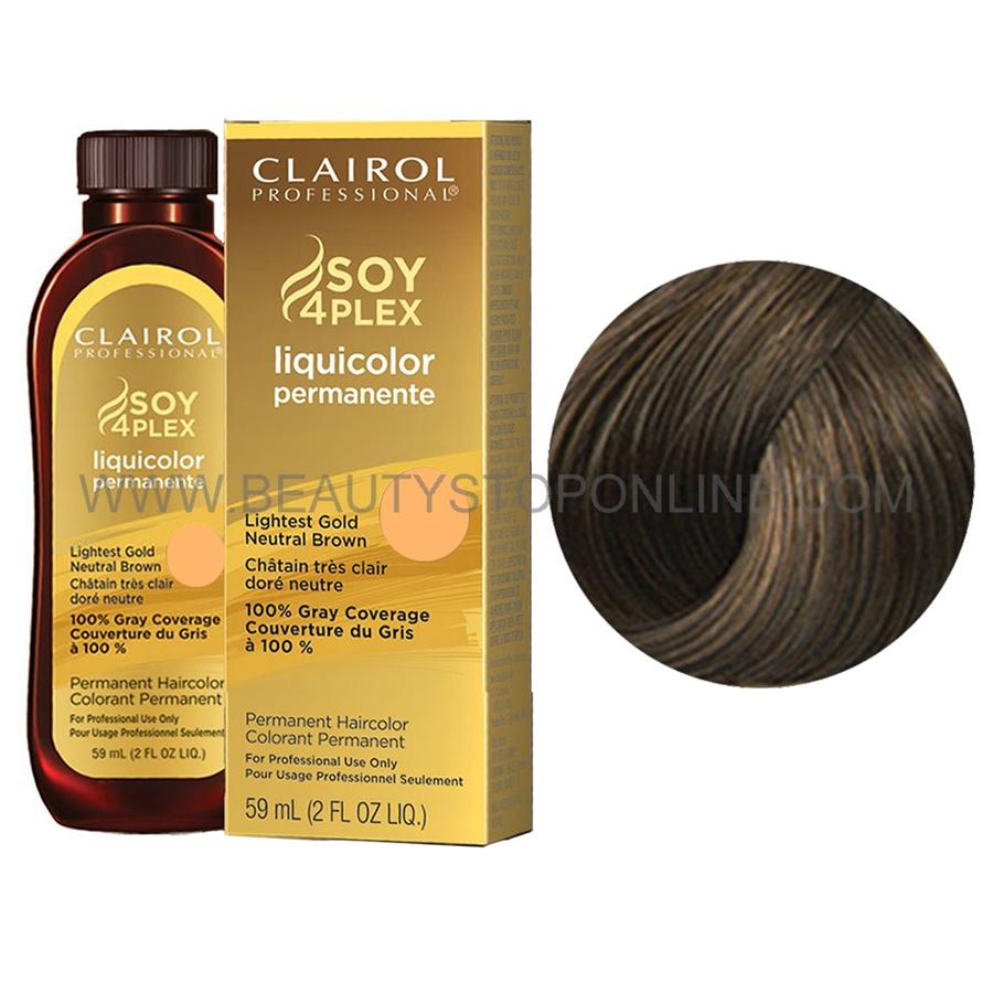 Clairol Liquicolor Permanente Dark Neutral Blonde 6n 86n Beauty