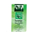 Clean & Easy Large Hemp Wax Refill (3 pk) #41630