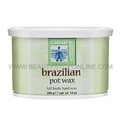 Clean & Easy Brazilian Full Body Pot Wax 41153