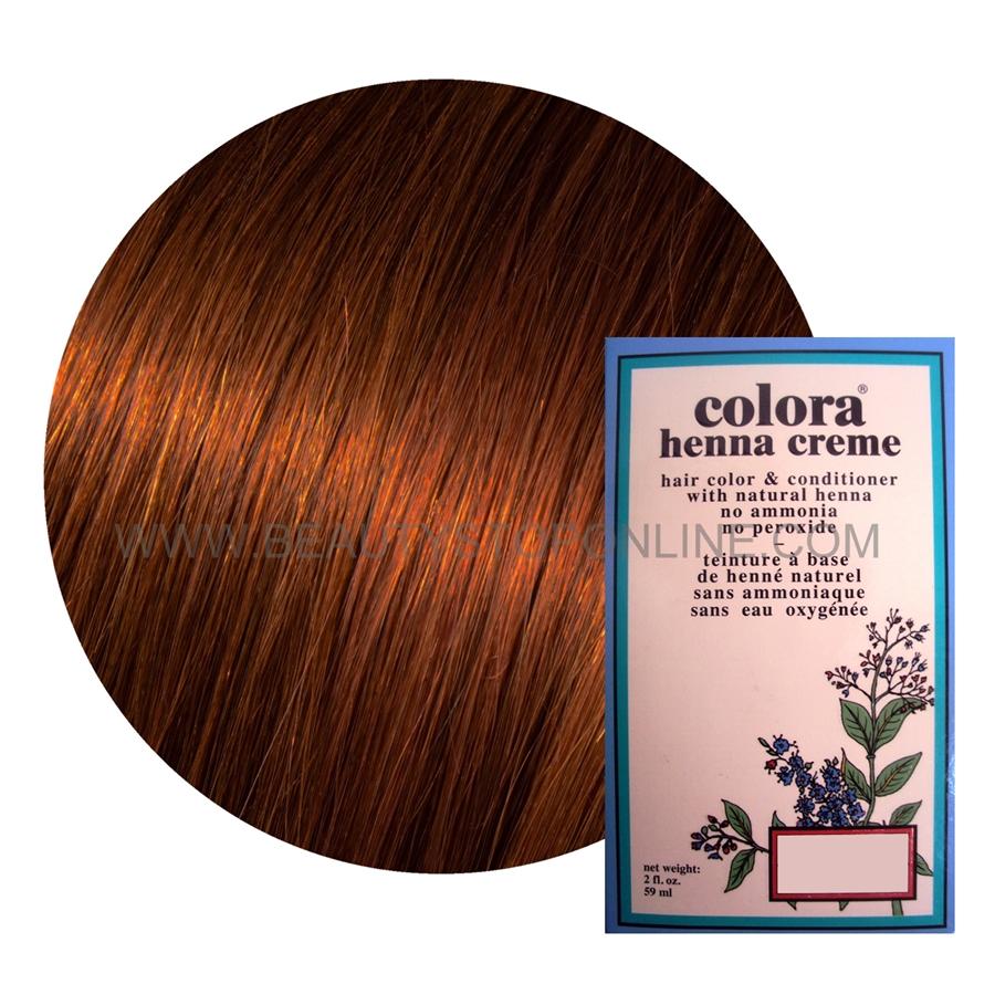 Colora Henna Creme Chestnut 2 Oz Beauty Stop Online