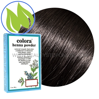 Colora Henna Powder Black 2 oz