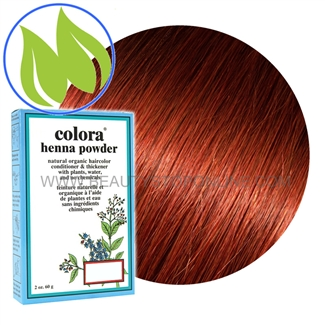 Colora Henna Powder Mahogany 2 oz