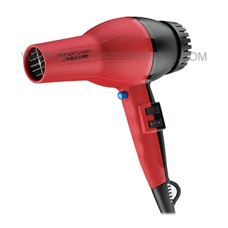BaByliss PRO Super Turbo 2000 Watt Hair Dryer BAB307