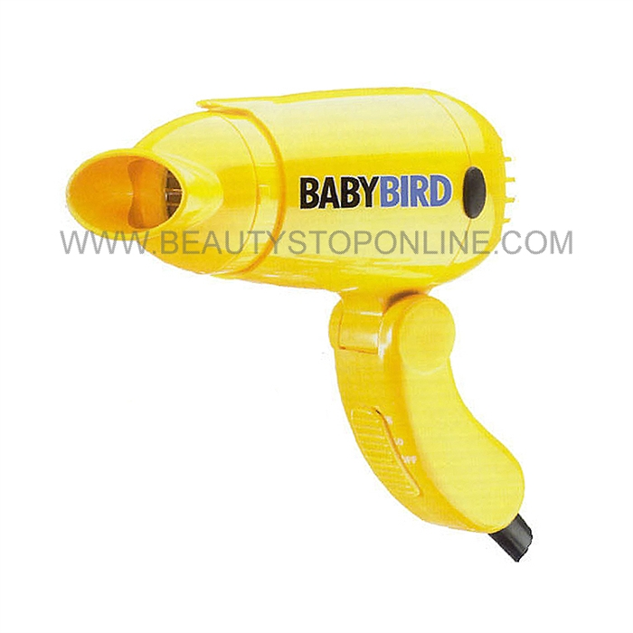 Conair Pro Baby Bird Hair Dryer Yb051w