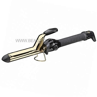 "BaByliss PRO GT Gold Titanium Spring Curling Iron - 1""  BABGT100S"