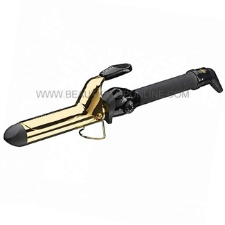 "BaByliss PRO GT Gold Titanium Spring Curling Iron - 1 1/4"" BABGT125S"