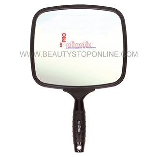 Conair Pro Plimatic Hand Held Large Mirror With Pro Grip