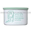 Satin Smooth Aloe Vera Wax - 14 oz
