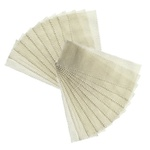 Satin Smooth Muslin Epilating Strips - Large 100/ct.