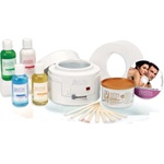 Satin Smooth Facial Hard Wax Kit