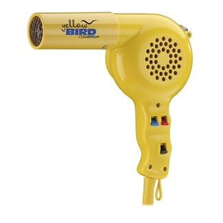 Conair Yellow Bird Hair Dryer 1875 Watt YB075