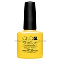 CND Shellac Bicycle Yellow 90513