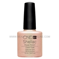 CND Shellac Iced Coral 40517