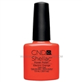 CND Shellac Electric Orange 90514
