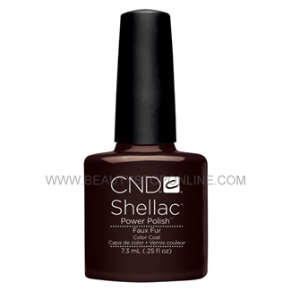 CND Shellac Faux Fur 40546