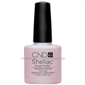 CND Shellac Grapefruit Sparkle 09858