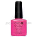 CND Shellac Hot Pop Pink 40519