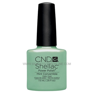 CND Shellac Mint Convertible 90543