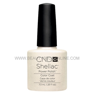 CND Shellac Mother of Pearl 40520
