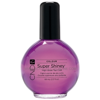 CND Super Shiny Top Coat, 2.3 oz