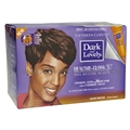 Dark & Lovely No-Lye Relaxer Kit Color-Treated