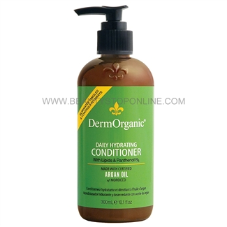 DermOrganic Daily Conditioning Conditioner, 10.1 oz