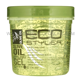 Eco Styler Olive Oil Styling Gel 5lb