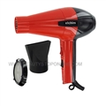 Elchim 2001 Professional Hair Dryer - Red/Black