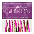 Fine FeatherHeads Original Extensions Pink