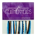 Fine FeatherHeads Original Extensions Turquoise